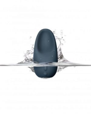 Jimmyjane Form 3 Waterproof Rechargeable Vibrator - Slate