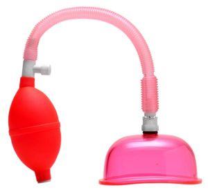 Size Matters Vaginal Pump Pink