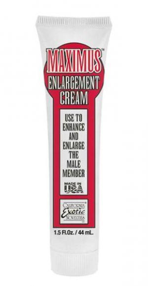 Maximus Enlargement Cream 1.5 fluid ounces Tube