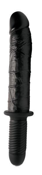 The Violator 13 Mode XL Dildo Thruster - Black