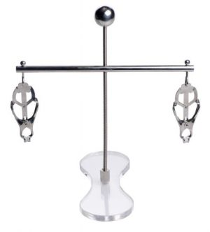 The Tower Of Pain Nipple Clamps