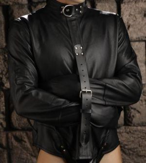 Strict Leather Premium Straightjacket- Medium