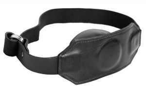 Strict Leather Stuffer Mouth Gag Large Black