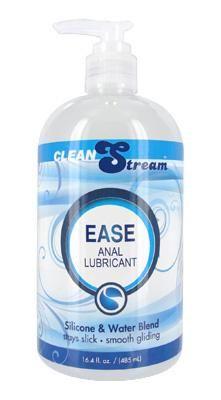 Clean Stream Ease Hybrid Anal Lubricant 16.4oz
