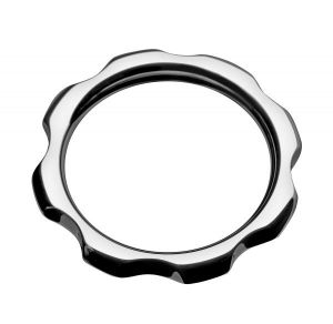 Gear Head Metal Cock Ring 1.75 Inches