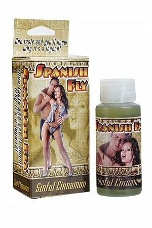 Spanish Fly - Sinful Cinnamon
