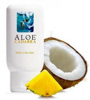 Aloe Cadabra Organic Lube Pina Colada 2.5 oz