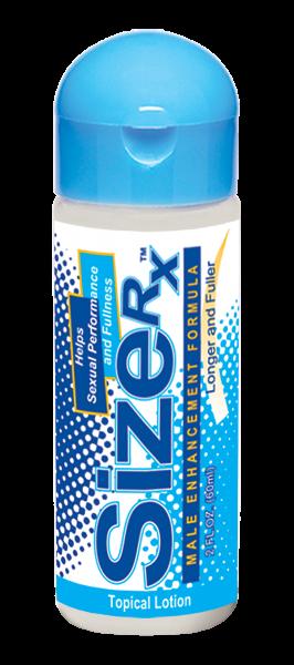 Size Rx Topical Lotion 2oz Bottle