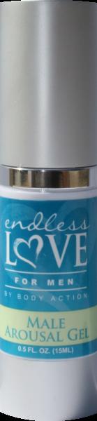 Endless Love For Men Arousal Gel .5oz