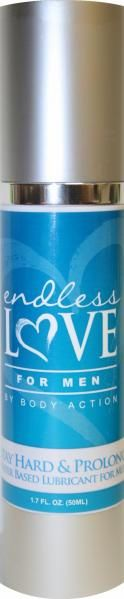 Endless Love For Men Stayhard & Prolong 1.7oz