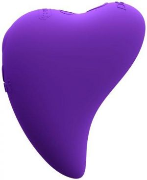 Leaf Plus Fresh Plus Rechargeable Massager - Purple
