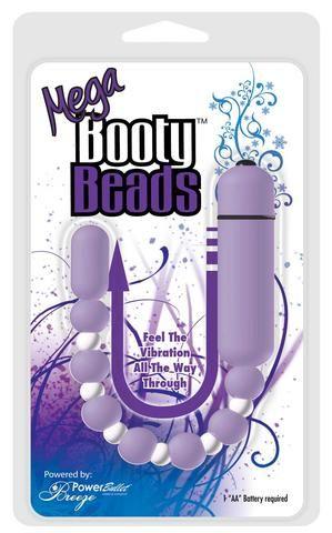 Mega Booty Beads Purple