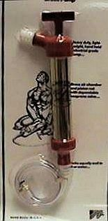 Basic Brass Pump