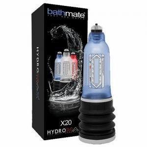 Bathmate Hydromax X20 Hydropump Blue Pump