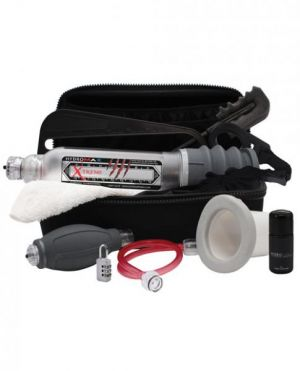 Hydromax X40 Xtreme Crystal Clear Penis Pump