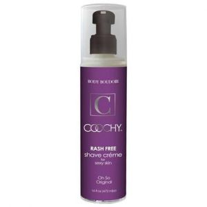 Coochy Body Rash Free Shave Creme Original 16oz