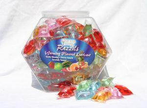 Razzels Assorted Pillow Pak Fishbowl