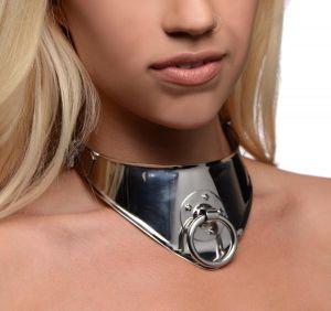 Stainless Steel Locking O-Ring Collar M/L