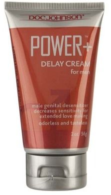Power Plus Delay Creme for Men 2oz