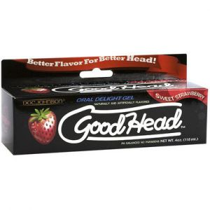 GoodHead Oral Delight Gel - Sweet Strawberry