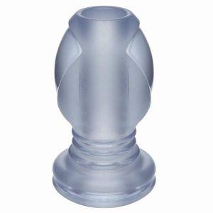 Titanmen The Hollow Butt Plug Clear