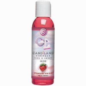 Candiland Glide Strawberry Bon Bon 4oz