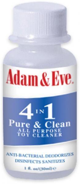 Adam & Eve Toy Cleaner 1 fluid ounce