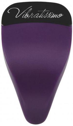 Vibratissimo Sette Purple Panty Liner Vibrator