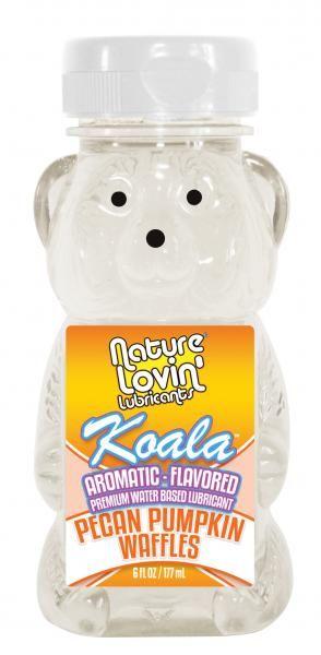 Koala Lube Pecan Pumpkin 6oz