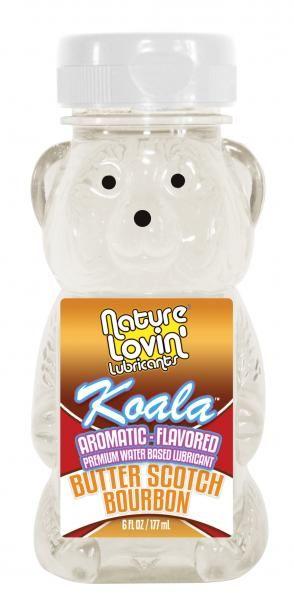 Koala Lube Butter Scotch Bourbon 6oz