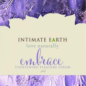 Intimate Earth Embrace Vaginal Tightening Gel Foil Pack