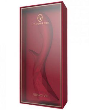 Lamourose Prism VII Rouge Red Vibrator