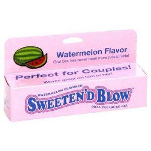 Sweeten D O Oral Pleasure Gel Watermelon