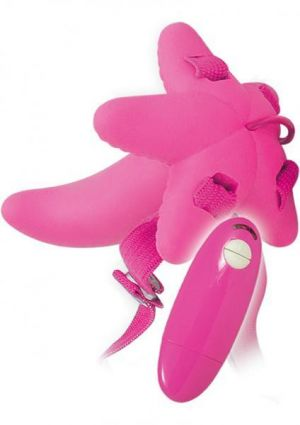 Mini G Spot Strap On Pink