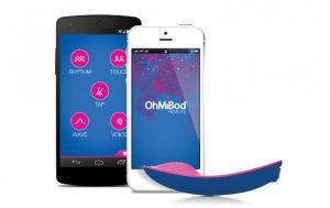 Blue Motion Nex 1 Bluetooth Vibrating Panty O/S