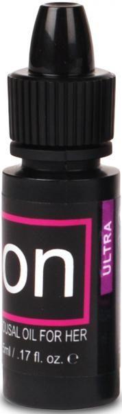 On Natural Arousal Oil For Her Ultra .17oz Bottle