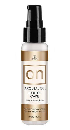 On Arousal Gel Coffee Cake 1oz