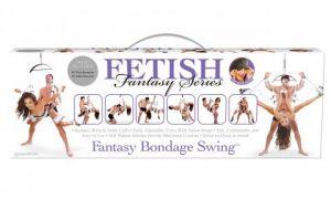 Bondage Swing - White