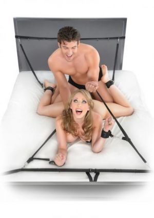 Ultimate Bed Restraint System