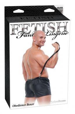Fetish Fantasy Male Obedience Boxer 2Xl/3Xl