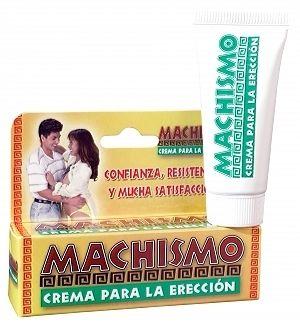 Machismo Cream .5 oz.