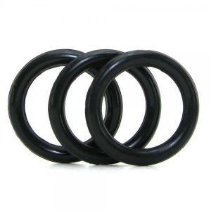 Perfect Fit 3 Ring Kit Mix Black Large