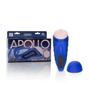 Apollo Alpha Stroker Blue Vagina