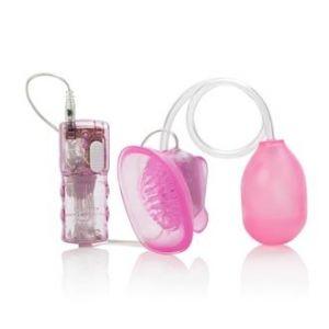 Vibro Pussy Sucker - Pink