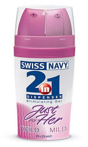 Swiss Navy 2 In 1 Just For Her