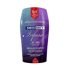 Swiss Navy Infuse Arouse Gels for Couples