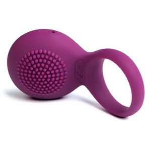 Tyler Violet Purple Vibrating Ring