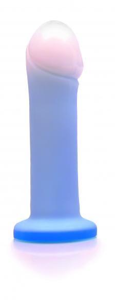 Duchess O2 Ice Blue Dildo