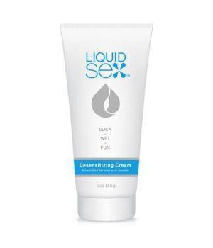 Liquid Sex Desensitizing Cream 2oz