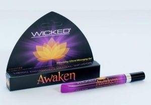 Wicked Awaken Stimulating Clitoral Gel .3oz